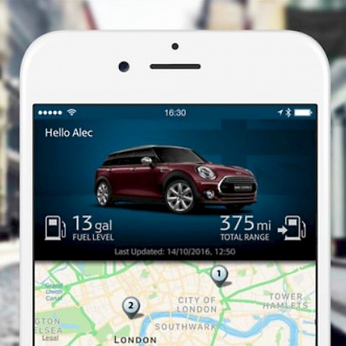 BMW MINI Connected App